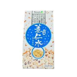 Simply 高倍濃縮嚴選山藥薏仁水x1盒(2g/包,東森購物訂購電話15包/盒)