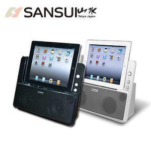 【帥爸響好禮】山水 iPad/iPod影音播放器SRIP-55D
