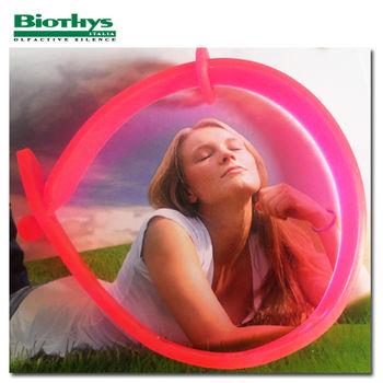 Biothys芳香防蚊手環(桃紅色)