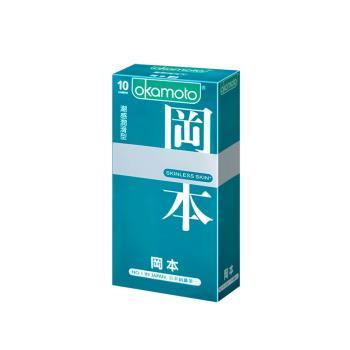 Okamoto岡本-潮感潤滑型保險套(12入裝)