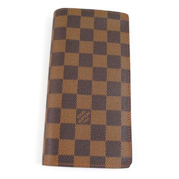 【LV】N60017 Damier 棋盤格紋雙折零錢長夾-預購