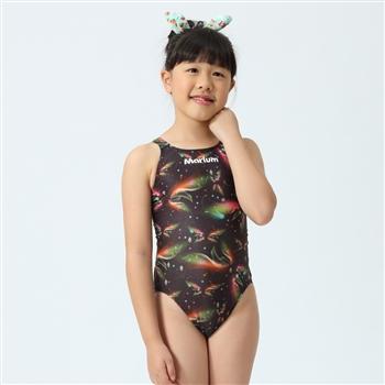 【≡MARIUM≡】小女競賽型泳裝(MAR-4011WJ)