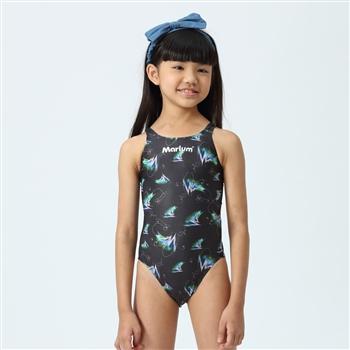 【≡MARIUM≡】小女競賽型泳裝(MAR-4012WJ)