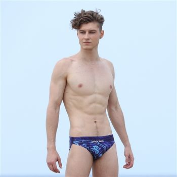 【≡MARIUM≡】大男競賽型泳褲(MAR-4103)