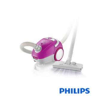 【PHILIPS飛利浦】輕盈粉精靈吸塵器FC-8088