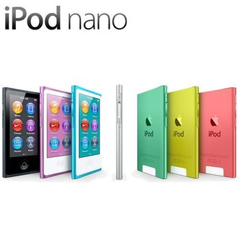 Apple iPod nano 16GB  _ 台灣公司貨 - 網