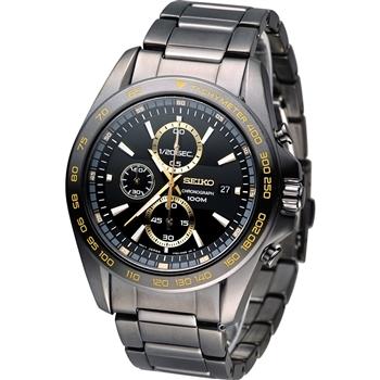 SEIKO Criteria 空戰英豪計時腕錶7T92-0RK0K