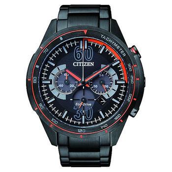 CITIZEN Eco-Drive 計時腕錶CA4125-56E