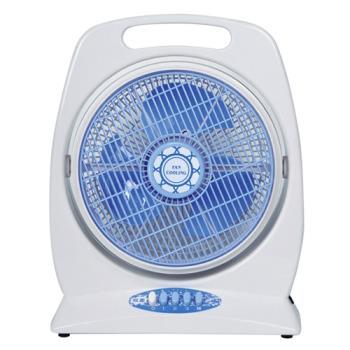 【雙星】10吋手提涼風扇 TS-1006