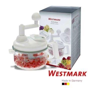 【德國WESTMARK】多功能食物調理機(可切碎、榨汁、刨絲、切片