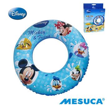 【DISNEY】迪士尼80cm充氣游泳圈-米奇