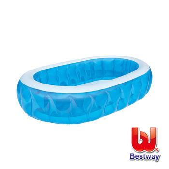 【Bestway】波浪造型充氣水池