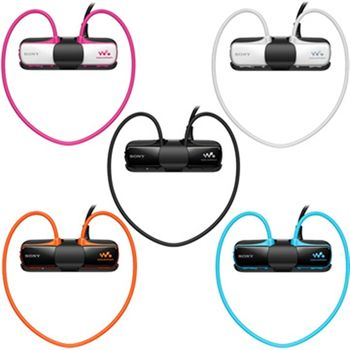 SONY NWZ-W273S 無線防水數位MP3隨身聽 4GB