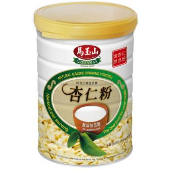 【馬玉山】無糖杏仁粉6件組