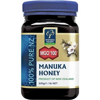 Manuka Health 麥蘆卡蜂蜜MGO100+ (500g)