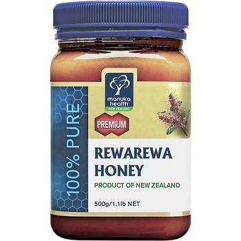 紐西蘭Manuka Health 金銀花蜂蜜500g