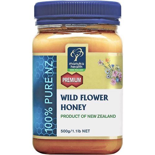 紐西蘭Manuka Health 野花蜜500g