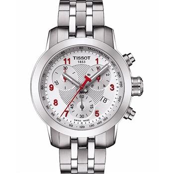 TISSOT T-Sport PRC200 亞運會特別版三眼計時腕