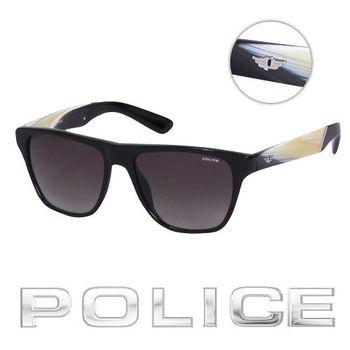 POLICE 時尚太陽眼鏡 (象牙白) POS1796-700X