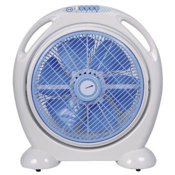 【雙星】14吋手提涼風箱型扇 TS-1466