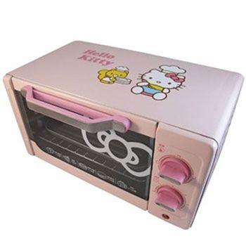 《Hello Kitty》電烤箱OT-522