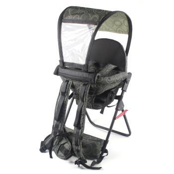 【BabyBabe】戶外旅遊幼兒後揹架(座椅)