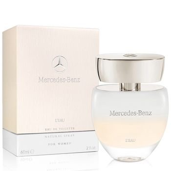 Mercedes Benz  賓士白色浪漫女性淡香水(60ml)
