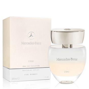 Mercedes Benz  賓士白色浪漫女性淡香水(30ml)