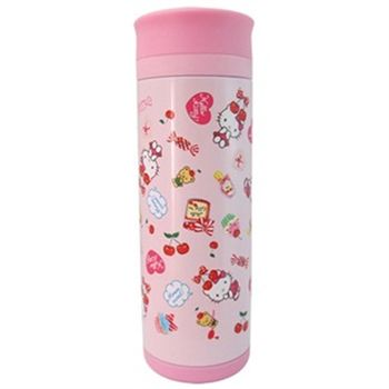 Hello Kitty真空保溫杯350ml KF-5605P