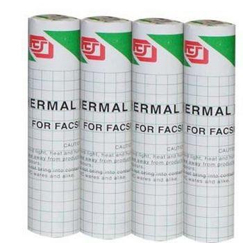 傳真機 感熱紙 210mm x 30m x 0.5A (4入)