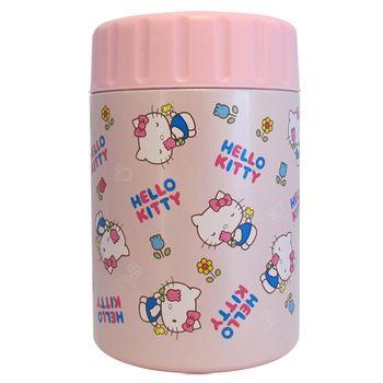 【Hello Kitty】真空保溫罐 400ml KV-8806