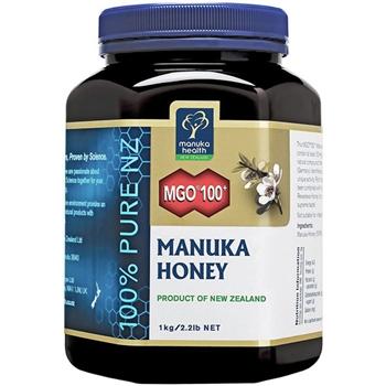 Manuka Health 麥蘆卡蜂蜜MGO 100+ (1kg)