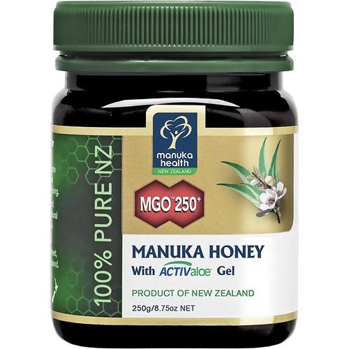 Manuka Health麥蘆卡蘆薈蜂蜜MGO250+(250g)
