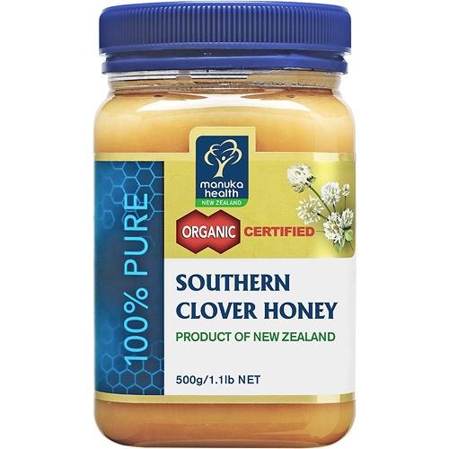 紐西蘭Manuka Health 南島三葉草蜂蜜500g