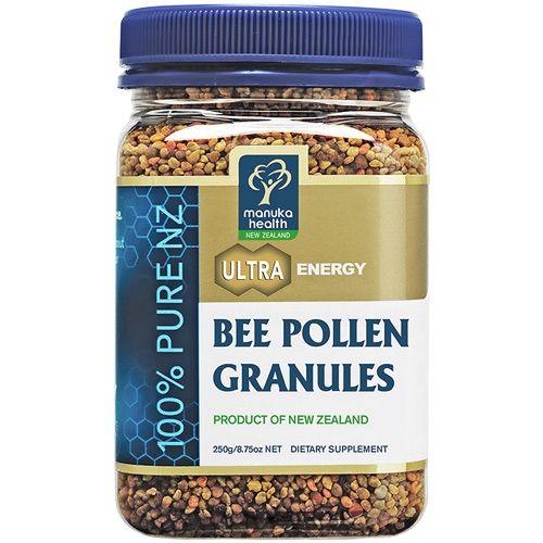 紐西蘭Manuka Health 蜂花粉粒 250g