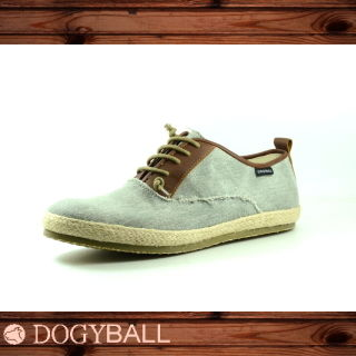 【DOGYBALL】JB3 懶人便鞋(無鞋帶穿搭設計- 城市灰)