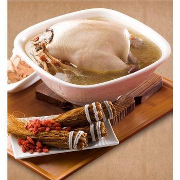【123養生雞湯】人蔘雞湯