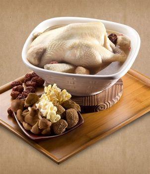 【123養生雞湯】百菇雞湯