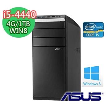 【ASUS】M51AD i5-4440 Win8 四核電腦