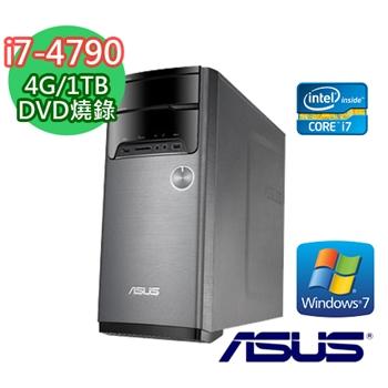 ASUS華碩 M32ADB i7-4790 四核 Win7 卓越效