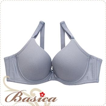 【維緹妮亞】荷樸胸罩 A-B no.43203(銀薰灰)