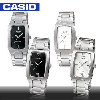 【CASIO 卡西歐】時尚魅力酒桶造型男錶-MTP-1165A
