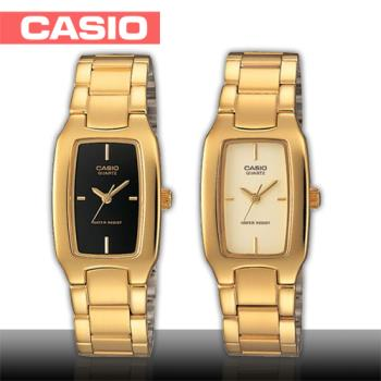 【CASIO 卡西歐】典雅精緻復古金女錶(LTP-1165N)