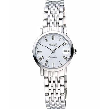 LONGINES Elegant機械女錶tL43094116