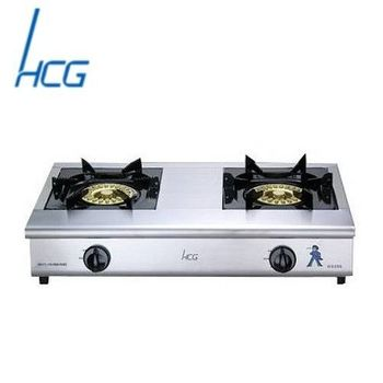 【和成】GS250Q小金鋼瓦斯爐(不鏽鋼)