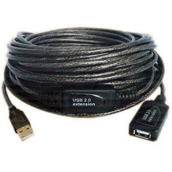USB 公-母 延長線 20M(SU89)