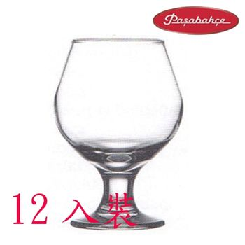 【土耳其Pasabahce】白蘭地杯265cc-12入裝