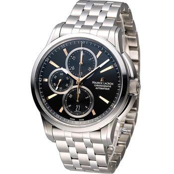 Maurice Lacroix 艾美奔濤機械計時腕錶PT6188