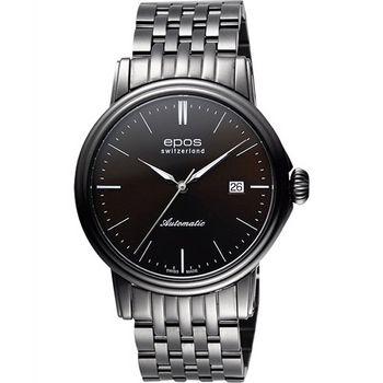 EPOS 都會雅仕時尚機械腕錶3390.152.25.17.35