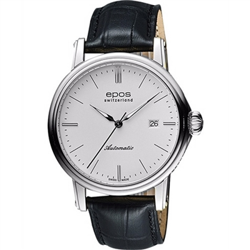 EPOS都會雅仕時尚機械腕錶3390.152.20.10.25FB